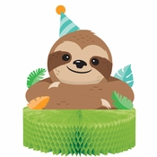 Sloth Party Centerpieces 6 ct