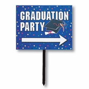 Graduation Directional Yard Signs
