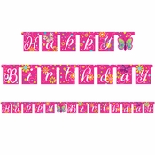 Butterfly Sparkle Banners 12 ct