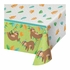 Sloth Party Plastic Tablecloths 6 ct