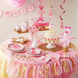 Twinkle Toes Party Supplies