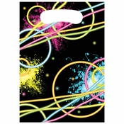 Glow Party Favor Bags 96 ct