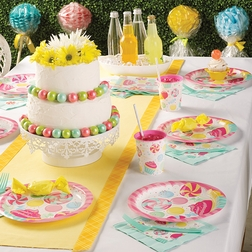 Candy Bouquet Birthday Party Supplies