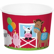 Farm Fun Treat Cups 72 ct