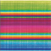 Serape Beverage Napkins 192 ct