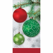 Ornaments Guest Towels 192 ct