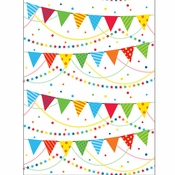 Party Banners Photo Backdrops 6 ct