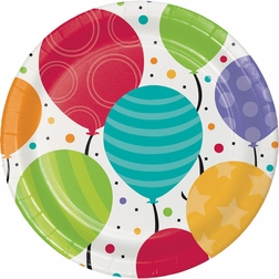 Shimmering Balloons Party Supplies