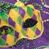 Masks of Mardi Gras Luncheon Napkins 192 ct