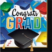 Graduation Celebration Luncheon Napkins 1200 ct
