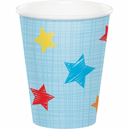 One is Fun Boy Cups 96 ct