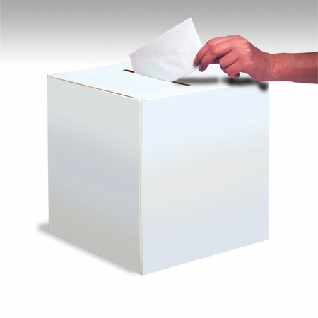 White Card Boxes 6 ct