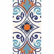 Moroccan Tile Guest Towels 192 ct