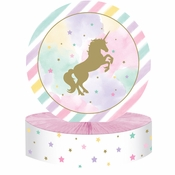 Sparkle Unicorn Centerpieces 6 ct
