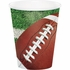 Football Party Cups 96 ct