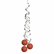 Basketball Deluxe Danglers 12 ct