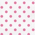 Candy Pink Polka Dots and Stripes Luncheon Napkins 192 ct