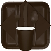 For modern appeal at budget friendly prices, shop our Chocolate Brown tableware products from the Touch of Color collection.