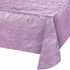 Opalescent Lavender Metallic Tablecloths 12 ct