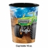 Monster Truck 16 oz Plastic Cups 12 ct