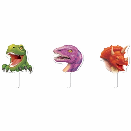 Dino Blast Cupcake Toppers 144 ct