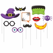 Halloween Photo Booth Props 60 ct