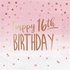 Rose All Day 16th Birthday Luncheon Napkins 192 ct