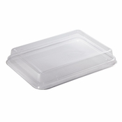 Earth Wise Tree Free 200 ct Clear Lid for Catering Box sold in 4 pkgs of 50
