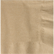 Earth Wise Kraft Beverage Napkins 1,000 ct