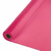 Touch of Color Hot Magenta Banquet Table Roll in quantities of 100 feet x 40 inches