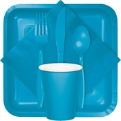 For modern appeal at budget friendly prices, shop our Turquoise tableware products from the Touch of Color collection.