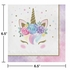 Unicorn Pastel Baby Shower Luncheon Napkins 192 ct