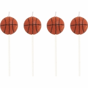 Basketball Pick Candles 48 ct