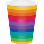 Rainbow Cups 96 ct