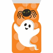 Halloween Spider and Ghost Favor Bags 144 ct