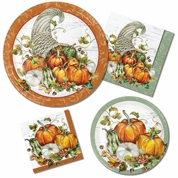 Bountiful Cornucopia Party Supplies