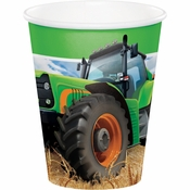 Tractor Time Cups 96 ct
