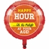 Old Age Humor Classic Mylar Balloons 10 ct