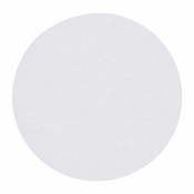"""Dry Wax 6.875"""" Cake Circle sold in quantities of 1000 / case"""