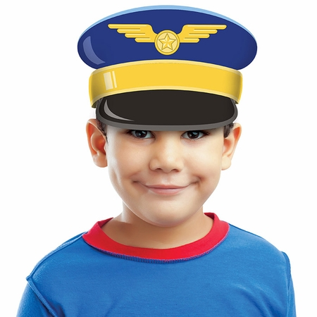 Toy Airplane Party Headbands 48 ct