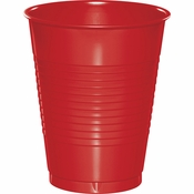 Classic Red 16 oz Plastic Cups 600 ct