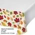Colorful Leaves Plastic Tablecloths 12 ct