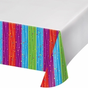 Milestone Celebrations Plastic Tablecloths 6 ct