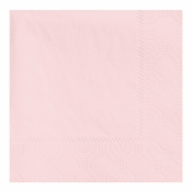 "4.75"" Regal Embossed Pink Beverage Napkins 1000 ct"