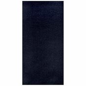 "8"" x 4"" FashnPoint Black Guest Towels 600 ct"