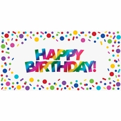 Wholesale Birthday Party Banners