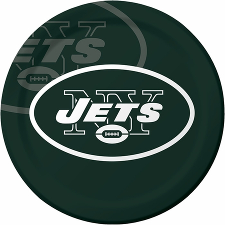 New York Jets Dinner Plates