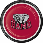 University of Alabama Dessert Plates 96 ct