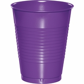 Amethyst Purple Premium Plastic Cups 16 oz 240 ct