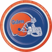 University of Florida Dessert Plates 96 ct